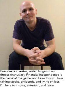 Jason Fieber, founder of Dividend Mantra
