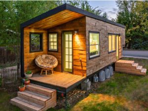Picture of a Tiny Home