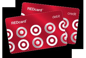 Target REDcards