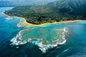 Our Hawaiian honeymoon