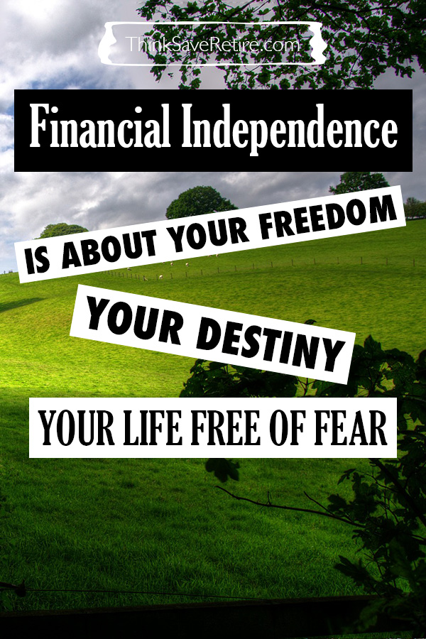 Pinterest: Financial Independence for non-early retiree