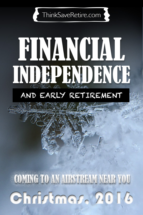 Pinterest: Financial Independence coming Christmas, 2016
