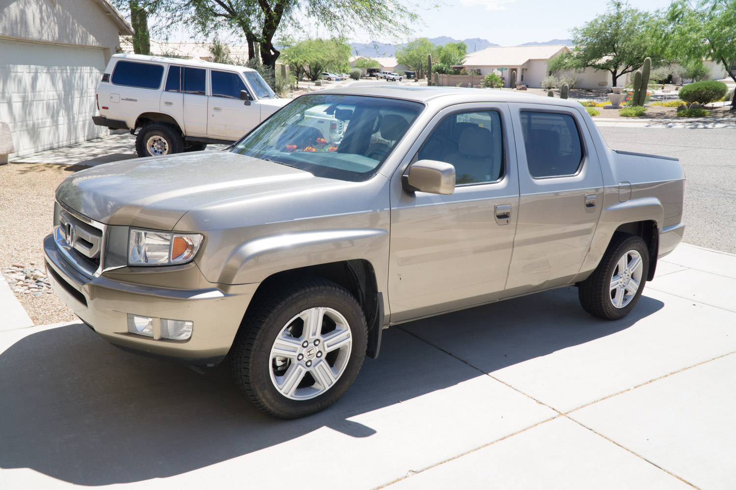 Bye bye Honda Ridgeline; will I miss you?