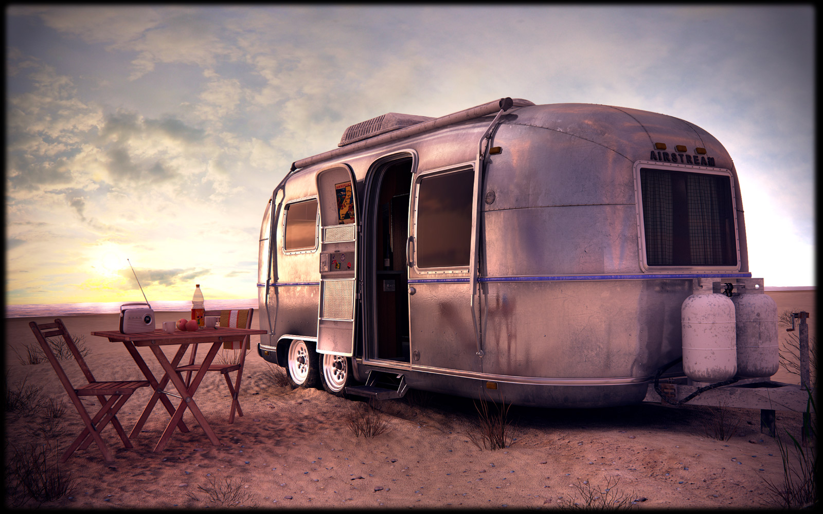 Could you live in an RV full time?