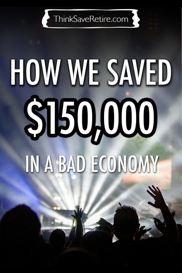 How we saved $150,000 even in a bad economy