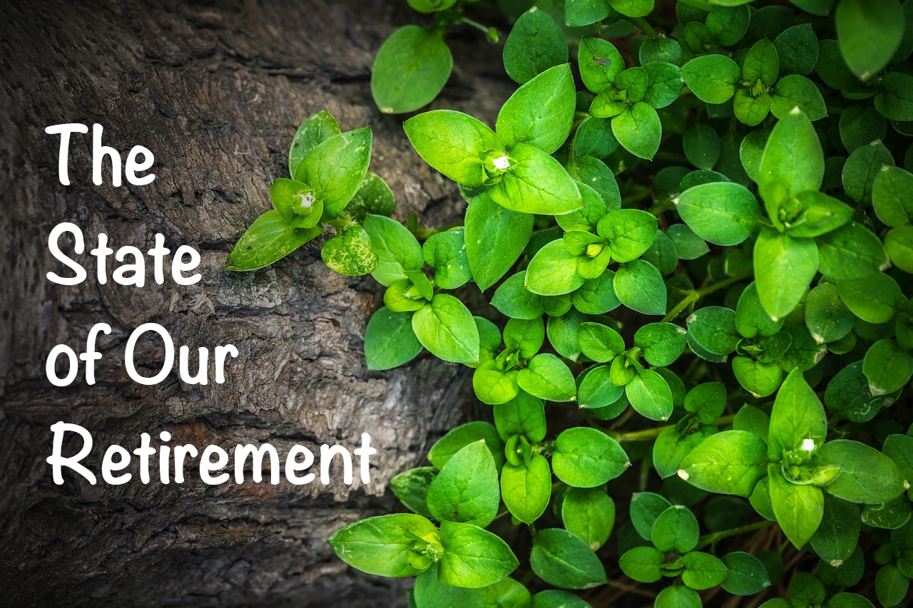 State of Our Retirement: Getting ahead of the game