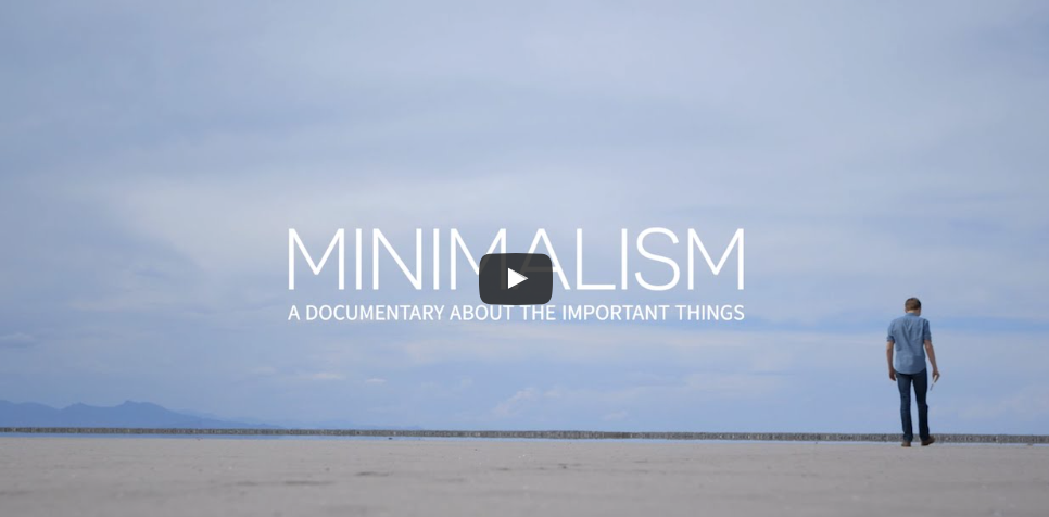Minimalism documentary review: About the important things