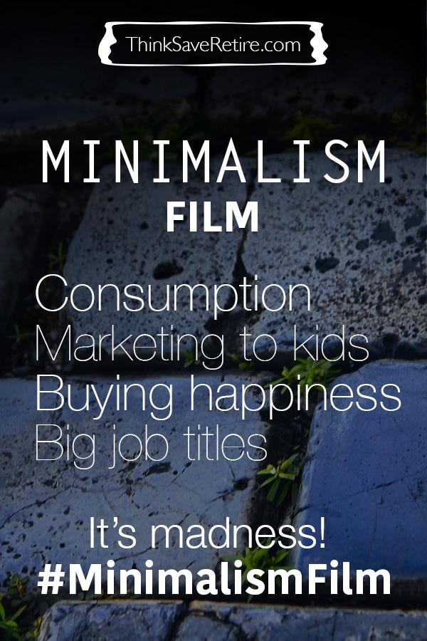 Pinterest: Minimalism Film