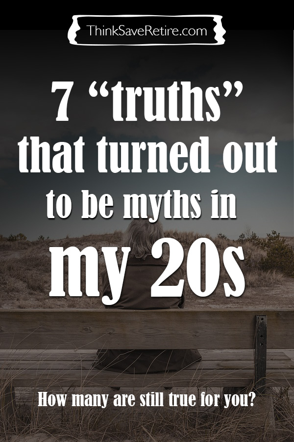 Pinterest: Seven truths that turned out to be myths in my 20s