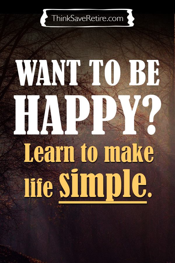 Pinterest: Make life happy by making it simple