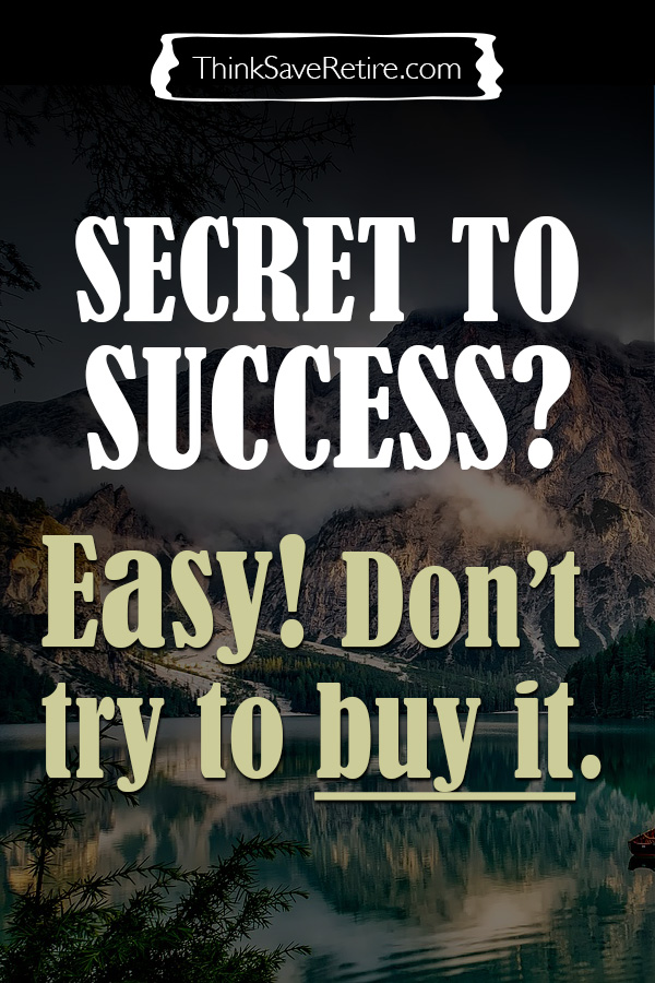 Pinterest: Secret to Success? Don't buy it!