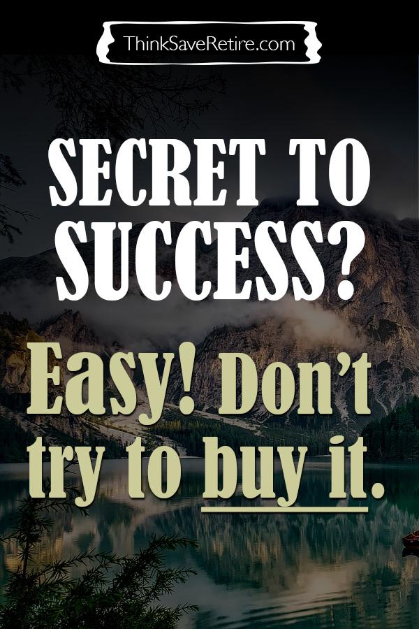 Pinterest: Secret to Success? Don't buy it!