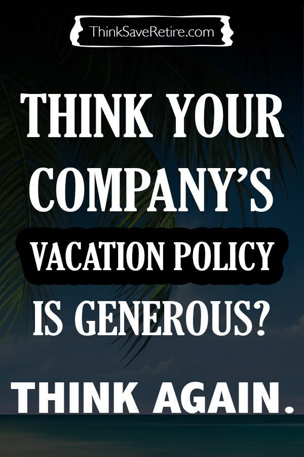 Pinterest: Vacation policies are deceptively generous