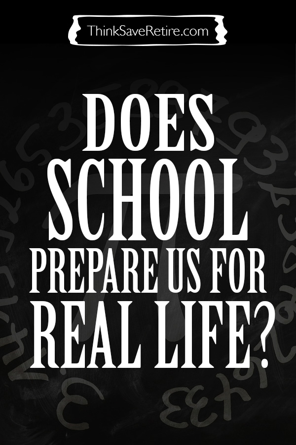 Pinterest: Does school prepare us for real life?