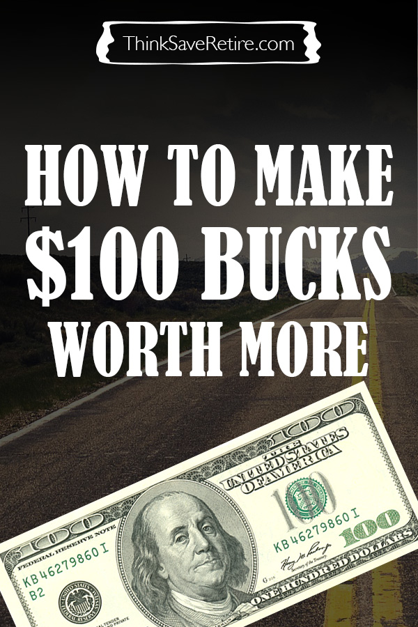 Pinterest: How to make $100 worth more