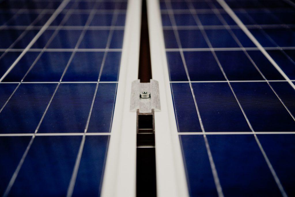 Beautiful solar panels!  :)