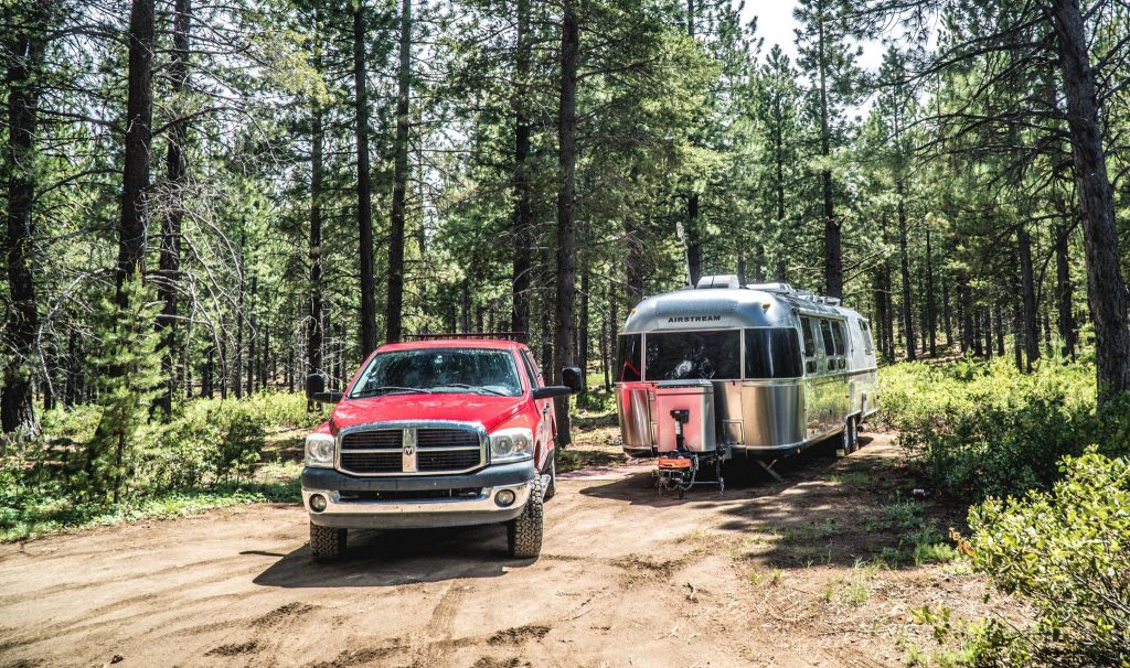 Buy an RV the smart way: Stay small