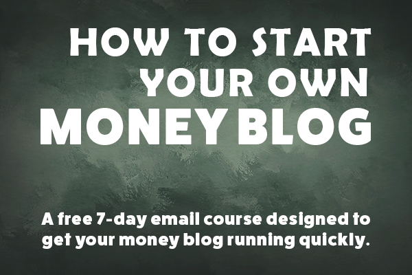 How to start your own money blog