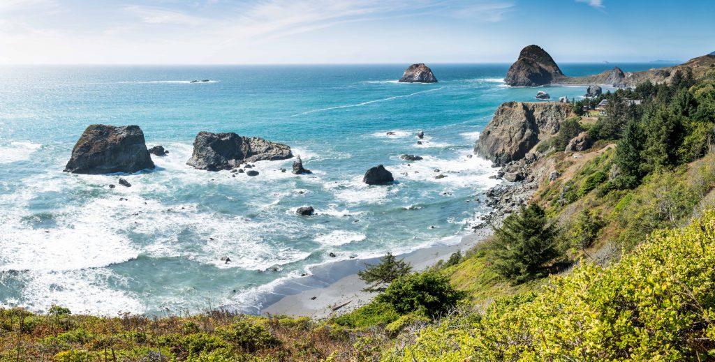 The southern Oregon coast | Summer 2018