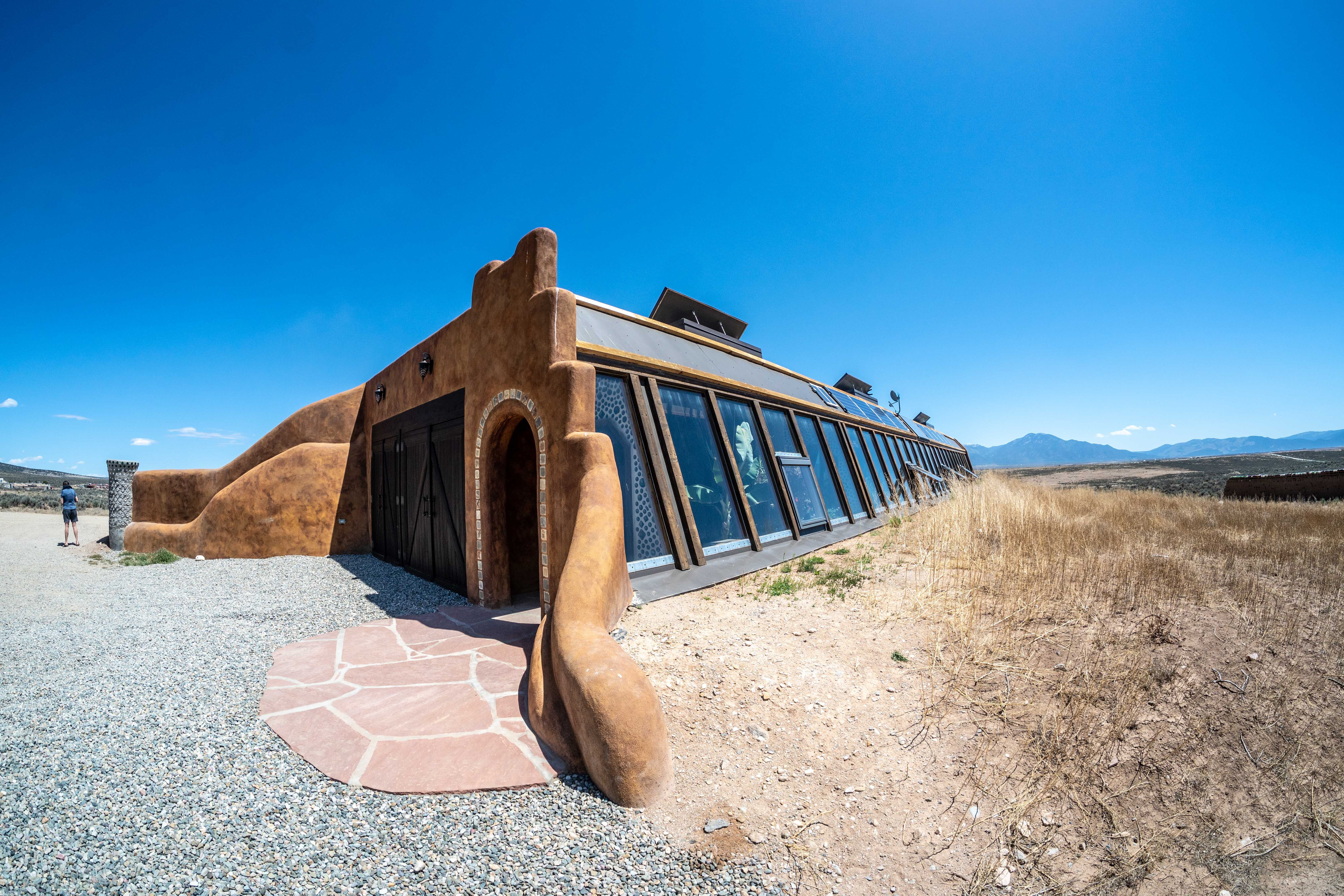 How do I find the time to help a friend build an Earthship?