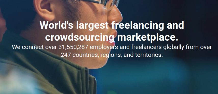 Digital nomad jobs: Freelancer.com
