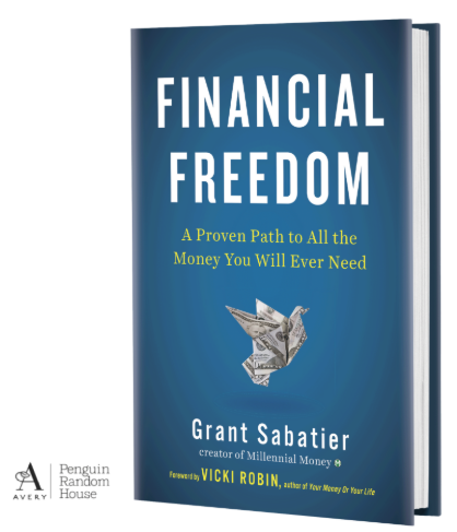 Financial Freedom Book Giveaway + $50 Amazon Gift Card