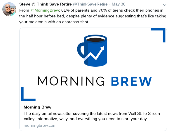Why I Subscribe to The Morning Brew - The Best Newsletter Out There