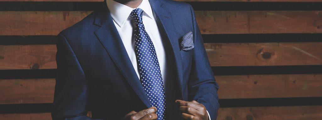 Social status: Business suit style