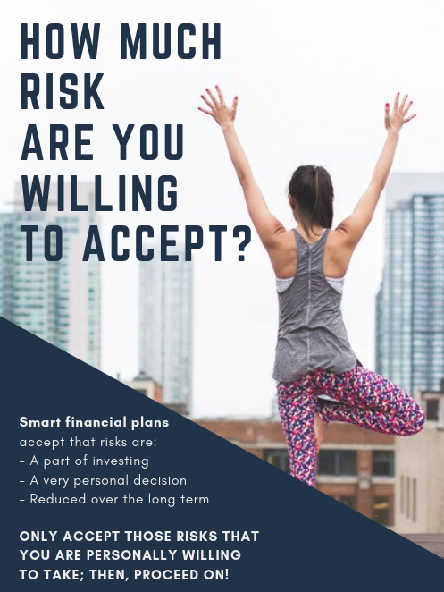 Smart financial planning and risks